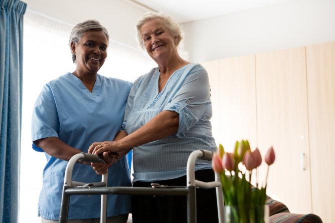 Quality Senior Home Care Services